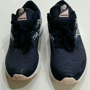New Balance Shoes - New Balance Flash RN Navy Pink Women Running Shoes ae5e53c5629